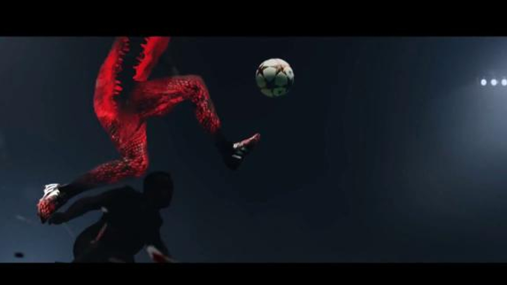 adidas Football TV Spot, 'Instinct Takes Over' Featuring Mesut Özil - Screenshot 7