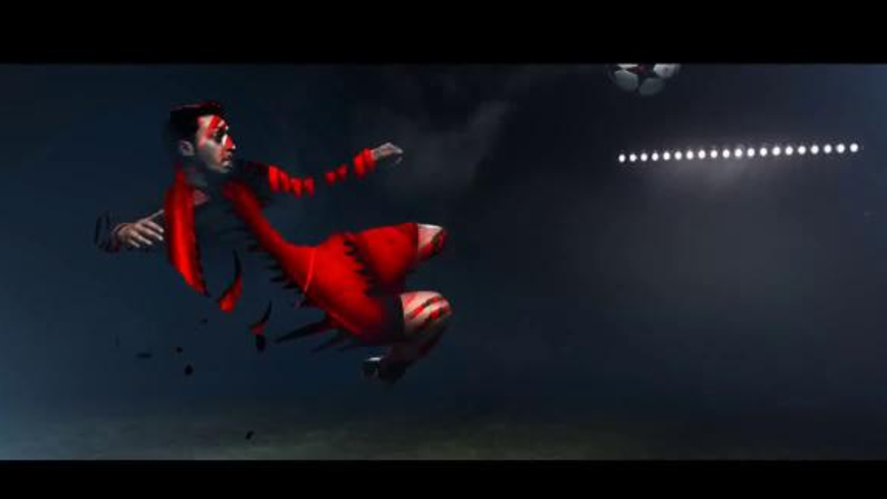 adidas Football TV Spot, 'Instinct Takes Over' Featuring Mesut Özil - Screenshot 8