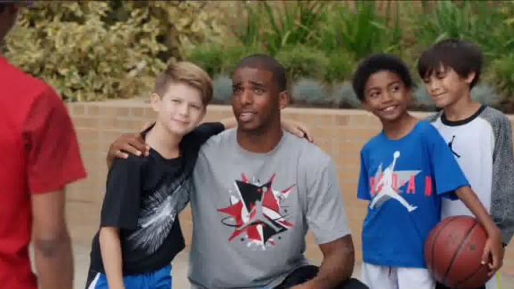 Kids Foot Locker Jordan TV Spot, 'Selfie' Featuring Chris Paul - Screenshot 4
