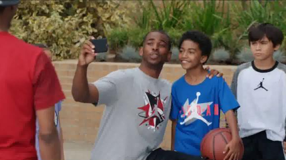 Kids Foot Locker Jordan TV Spot, 'Selfie' Featuring Chris Paul - Screenshot 5