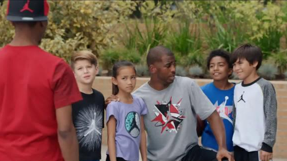 Kids Foot Locker Jordan TV Spot, 'Selfie' Featuring Chris Paul - Screenshot 8