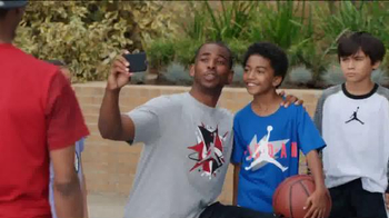 Kids Foot Locker Jordan TV Spot, 'Selfie' Featuring Chris Paul - Thumbnail 5