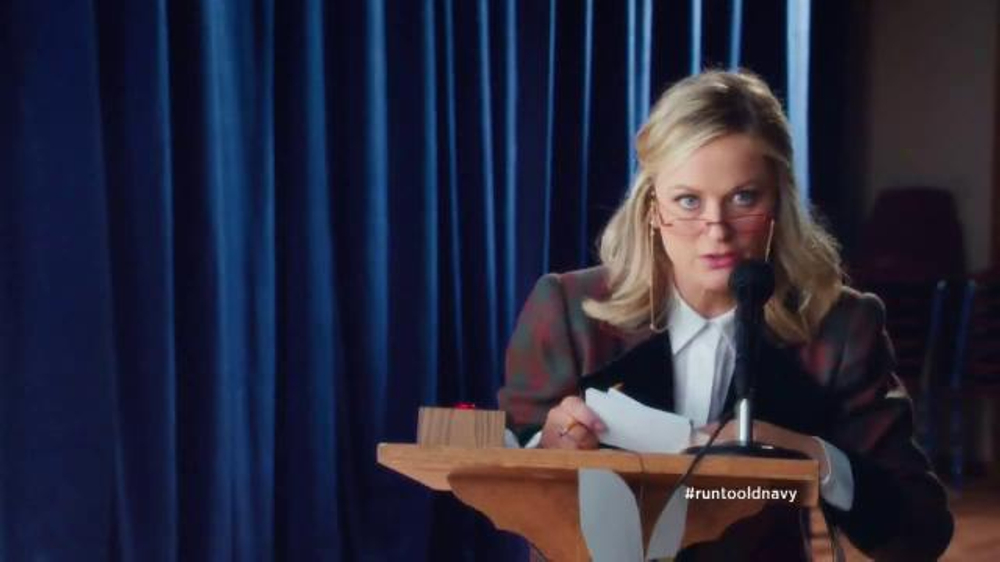 Old Navy Back to School Sale TV Spot, 'Spell Me This' Featuring Amy Poehler - Screenshot 3