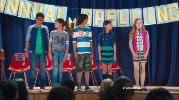 Old Navy Back to School Sale TV Spot, 'Spell Me This' Featuring Amy Poehler - Thumbnail 2