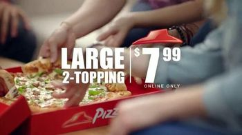 Pizza Hut TV Spot, '$7.99 Online Deal' - Thumbnail 2
