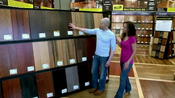 Lumber Liquidators TV Spot, 'Rely on Service'
