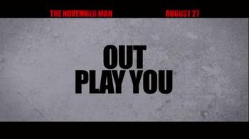 The November Man - Alternate Trailer 1