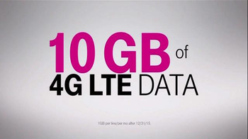 T-Mobile: Four Lines for $100 a Month