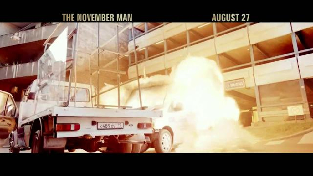 The November Man - Screenshot 10