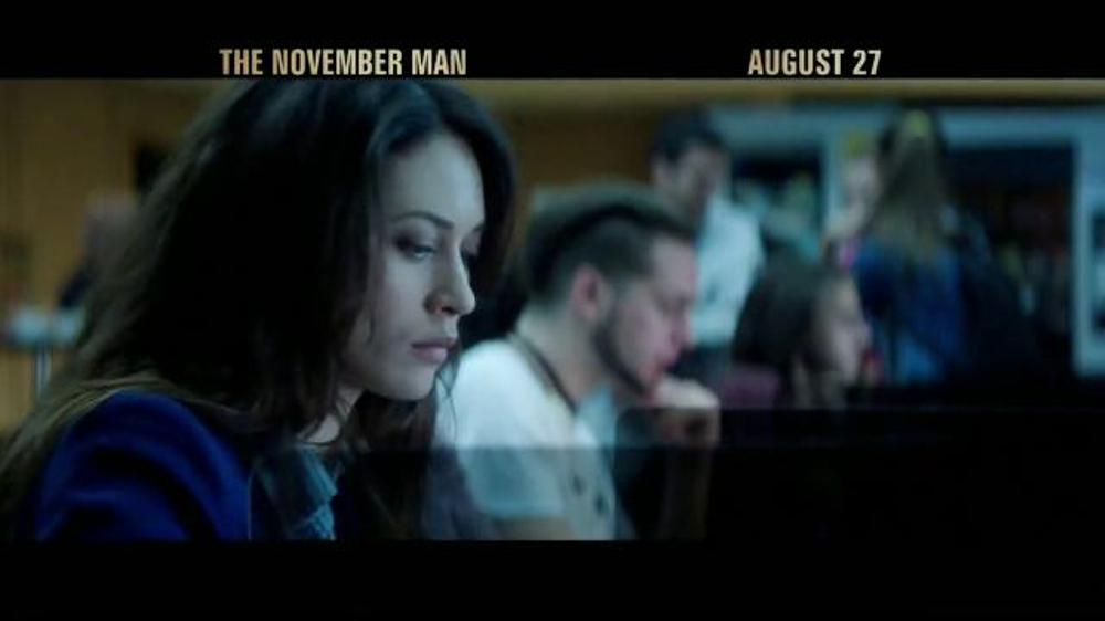 The November Man - Screenshot 2