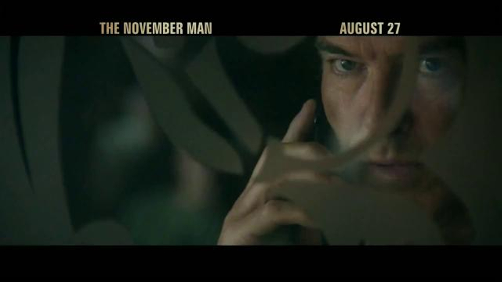 The November Man - Screenshot 3