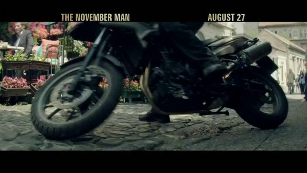 The November Man - Screenshot 4