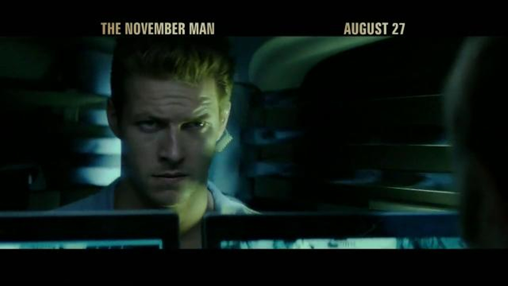 The November Man - Screenshot 5
