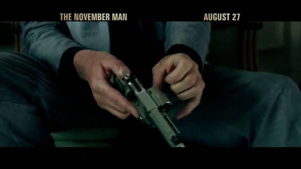 The November Man - Screenshot 6