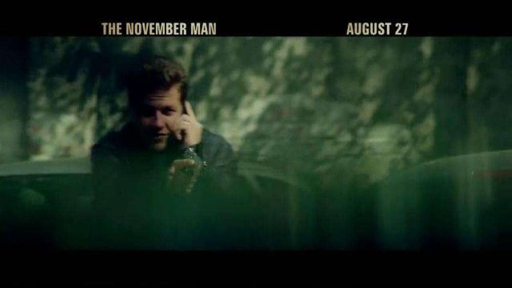 The November Man - Screenshot 7