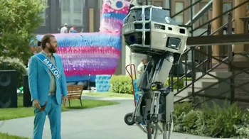 Bud Light TV Spot, 'Whatever, USA: Intergalactic Robot'