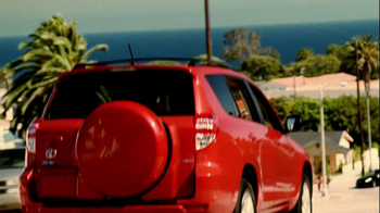 Toyota RAV4 TV Spot, 'Dog's Great Day' Featuring LL Cool J - Thumbnail 8