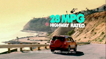 Toyota RAV4 TV Spot, 'Dog's Great Day' Featuring LL Cool J - Thumbnail 9