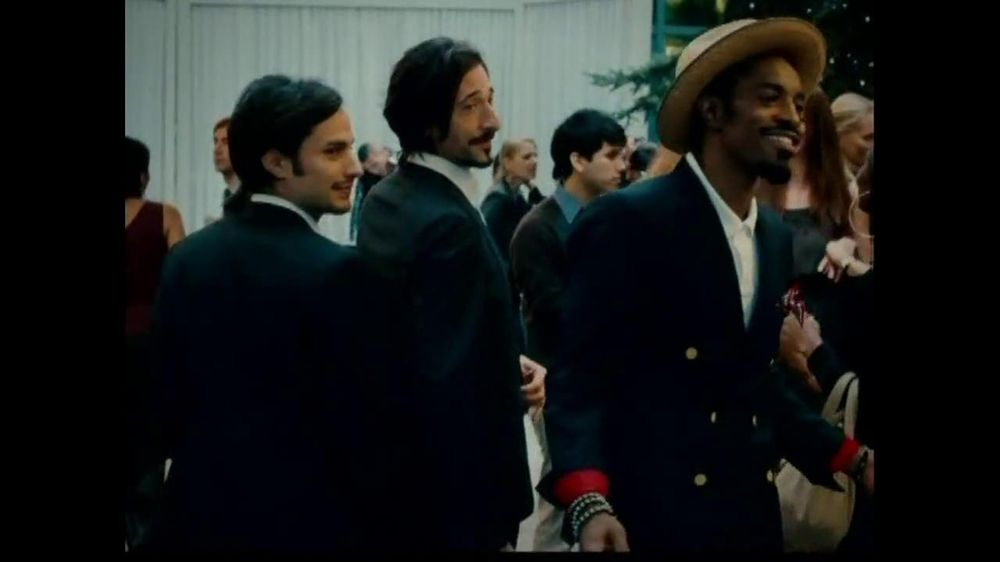 gillette tv commercial featuring adrien brody andre 3000 and gael garcia ber. Black Bedroom Furniture Sets. Home Design Ideas