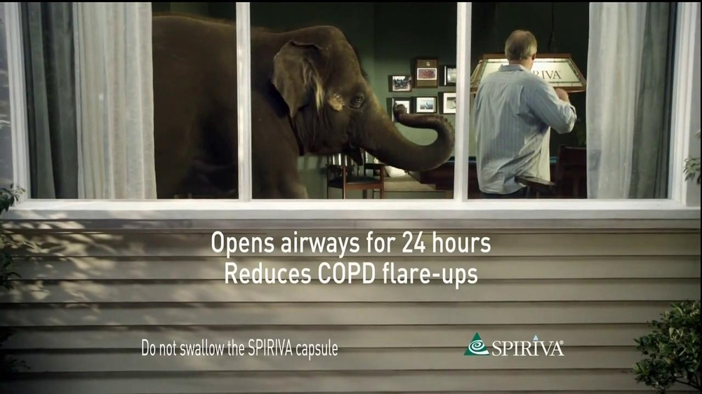 Spiriva Tv Commercial For Maintenance And Treatment Of