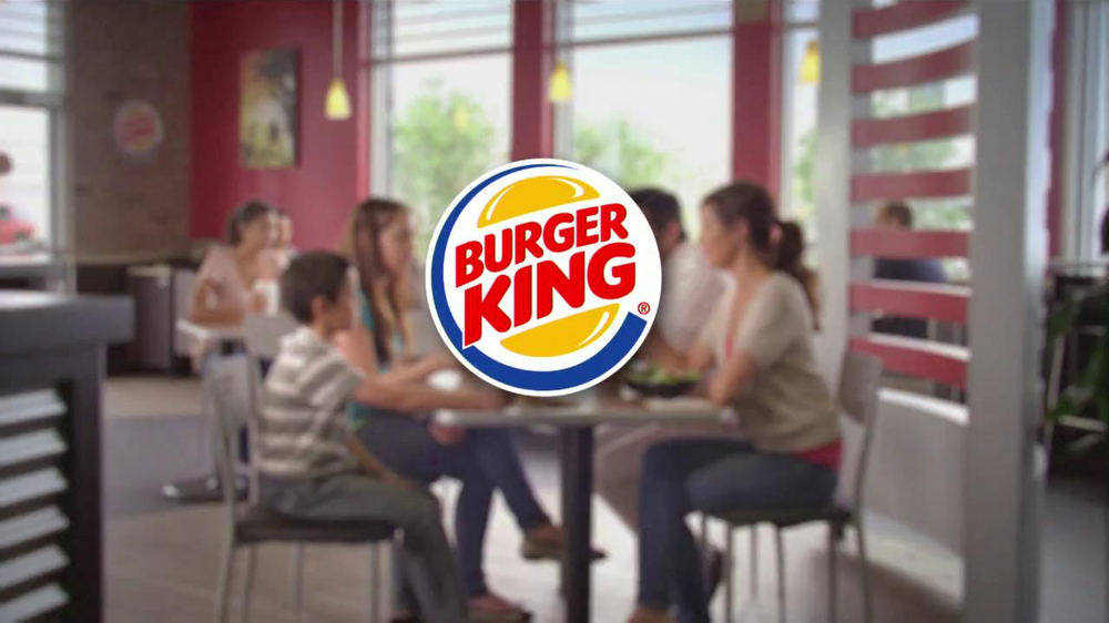 Subaru Forester Commercial Song >> Burger King TV Commercial, 'Family Food Scratch Game ...