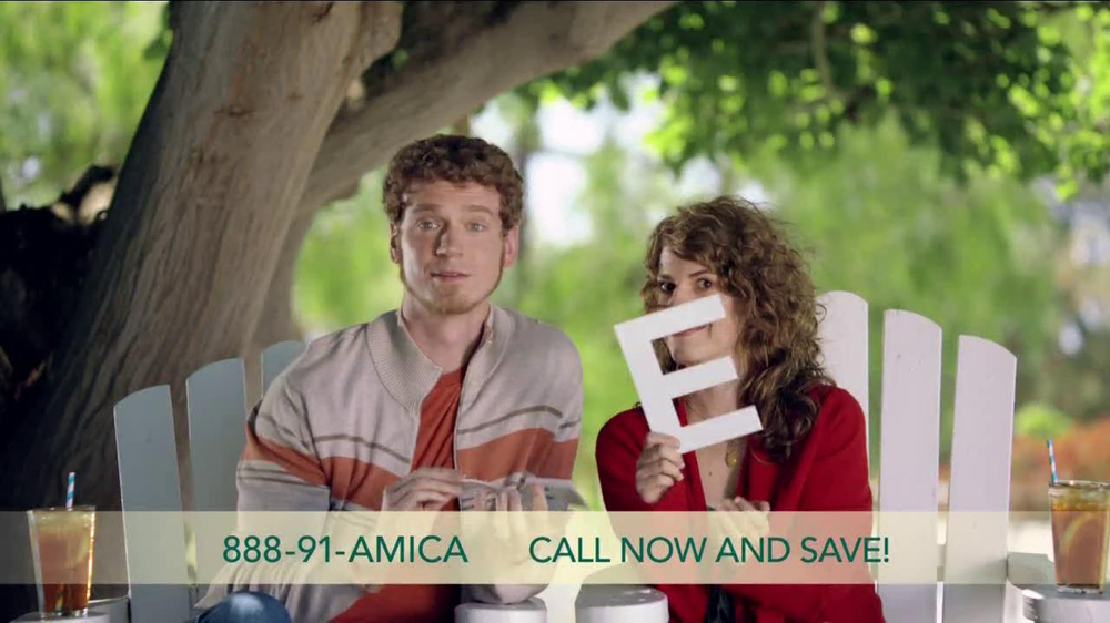 Amica Mutual Insurance Company TV Commercial For Auto