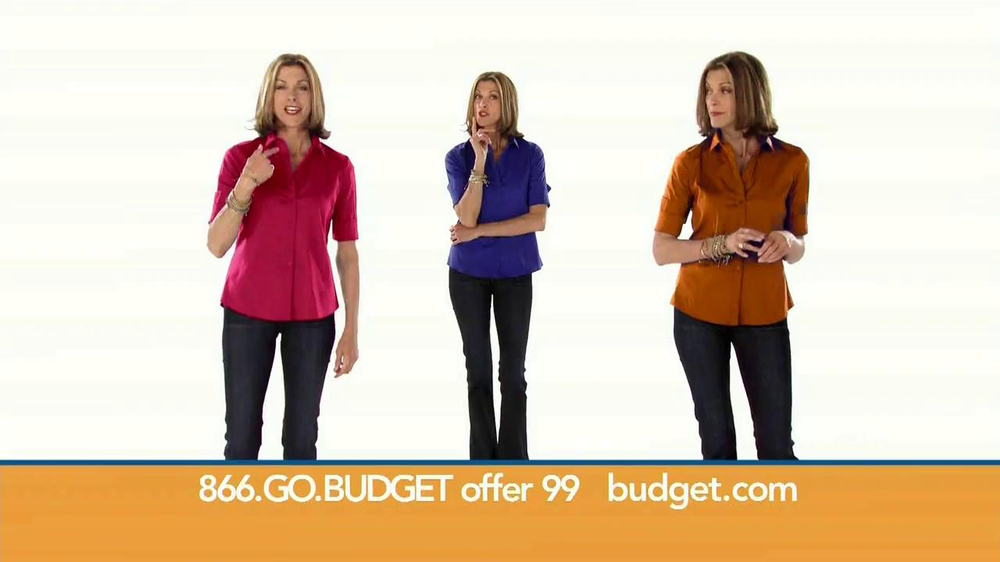Budget Rent a Car TV Spot Featuring Wendie Malick - Screenshot 1