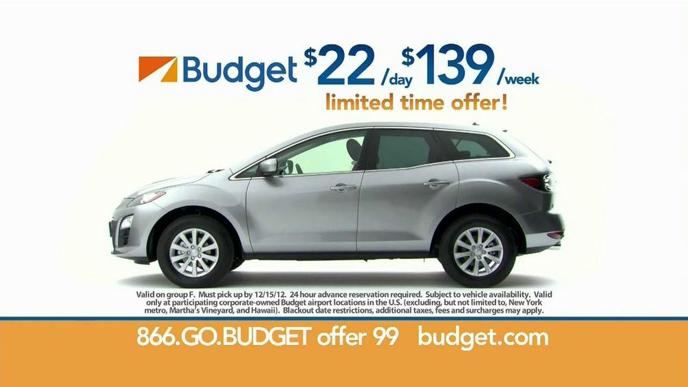 Budget Rent a Car TV Spot Featuring Wendie Malick - Screenshot 10