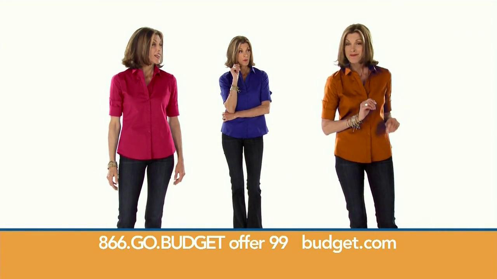 Budget Rent a Car TV Spot Featuring Wendie Malick - Screenshot 3