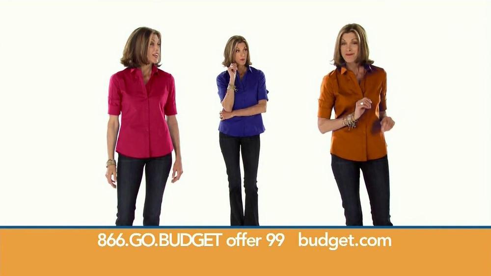 Budget Rent a Car TV Spot Featuring Wendie Malick - Screenshot 3