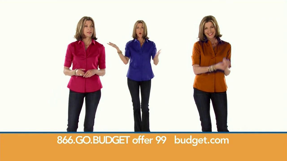 Budget Rent a Car TV Spot Featuring Wendie Malick - Screenshot 4
