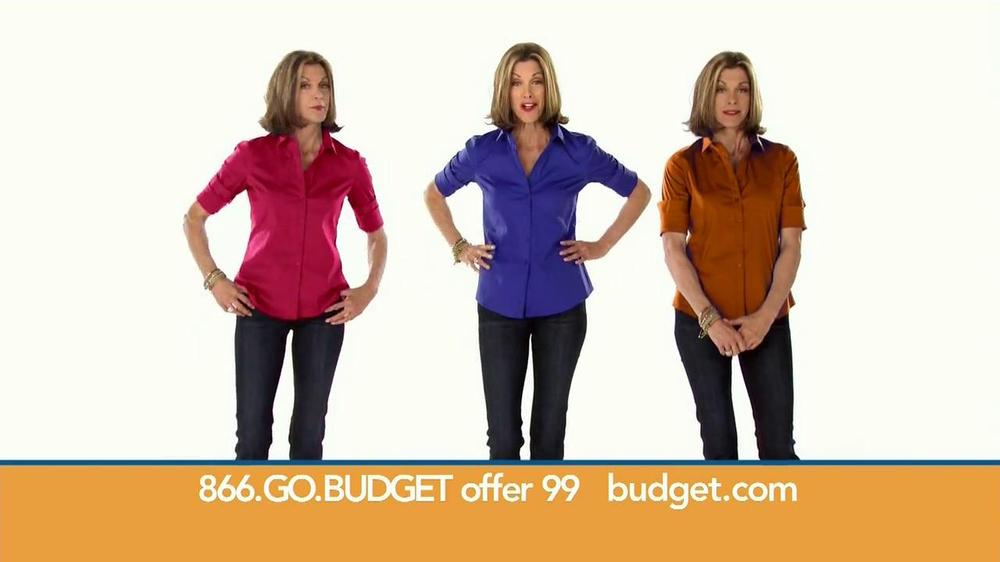 Budget Rent a Car TV Spot Featuring Wendie Malick - Screenshot 5