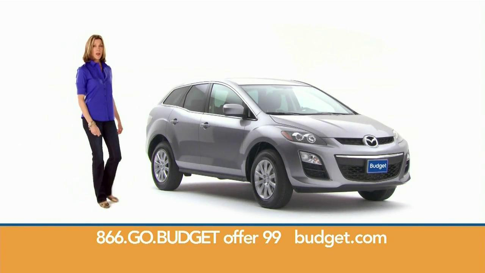 Budget Rent a Car TV Spot Featuring Wendie Malick - Screenshot 6