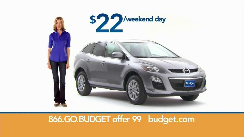 Budget Rent a Car TV Spot Featuring Wendie Malick - Screenshot 7