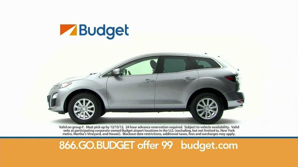 Budget Rent a Car TV Spot Featuring Wendie Malick - Screenshot 9