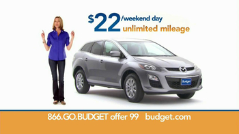 Budget Rent a Car TV Spot Featuring Wendie Malick - Thumbnail 8