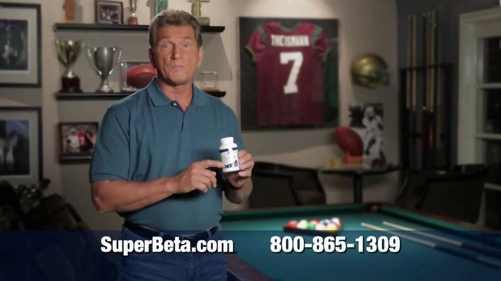 Super Beta Prostate TV Spot Featuring Joe Theismann - Screenshot 2