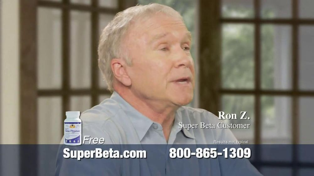 Super Beta Prostate TV Spot Featuring Joe Theismann - Screenshot 7