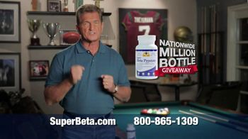 Super Beta Prostate TV Spot Featuring Joe Theismann - Thumbnail 3