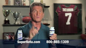 Super Beta Prostate TV Spot Featuring Joe Theismann - Thumbnail 9
