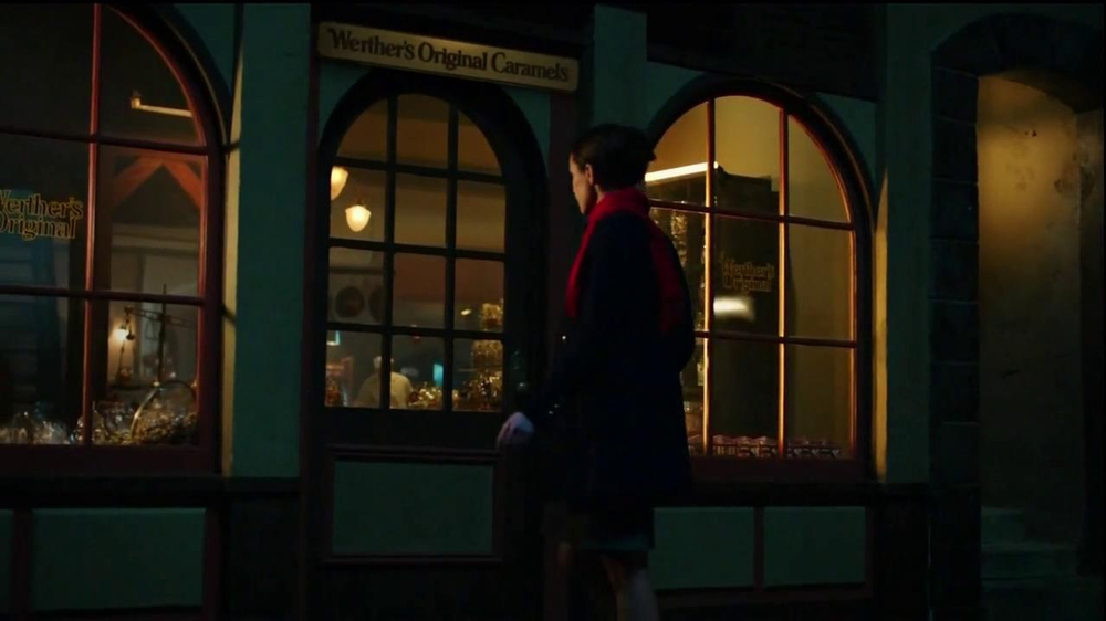 Werther's Original TV Spot For Caramel Apple Filled - Screenshot 2