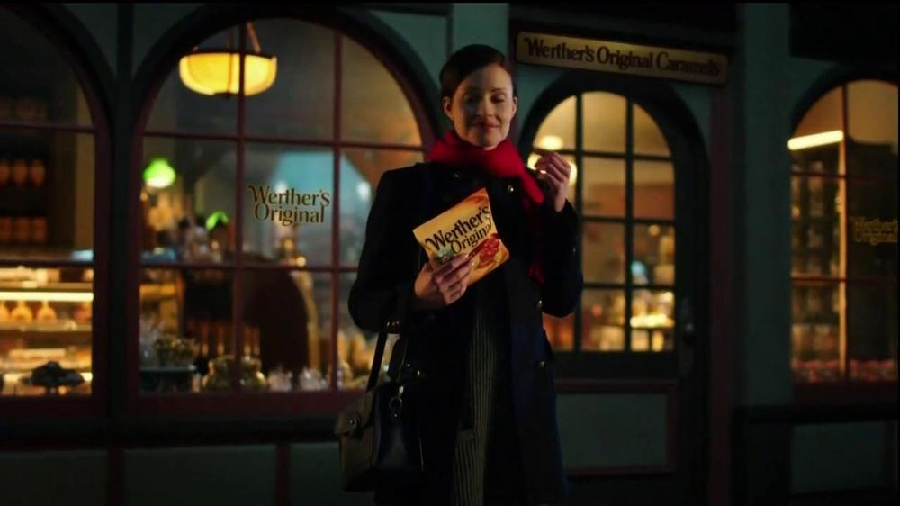 Werther's Original TV Spot For Caramel Apple Filled - Screenshot 9