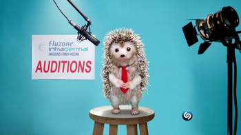 Fluzone TV Spot, 'Auditions'