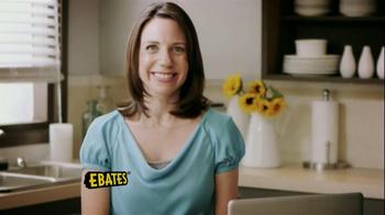 Ebates TV Spot for Cash Back thumbnail