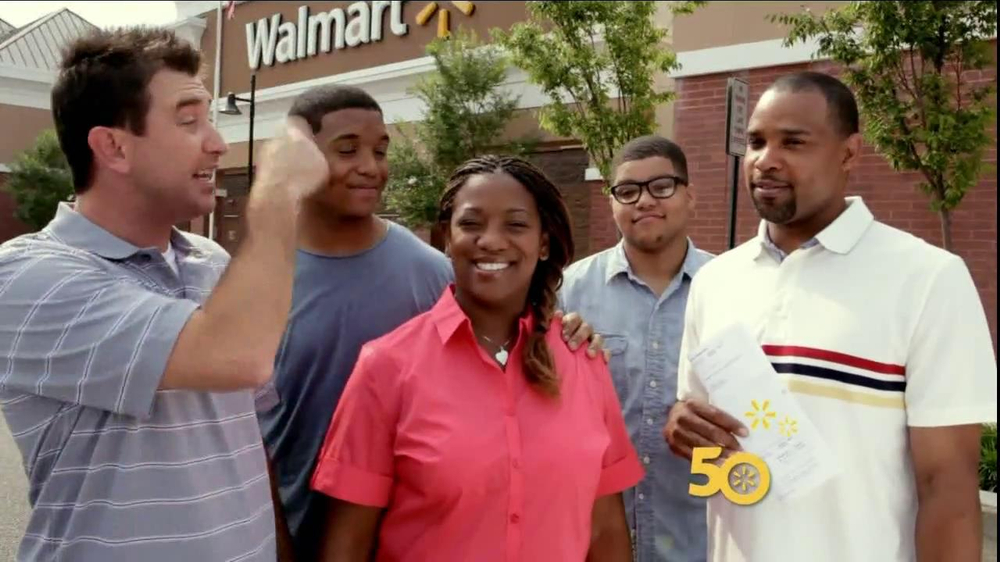 Walmart TV Spot Featuring The Smith Family - Screenshot 2