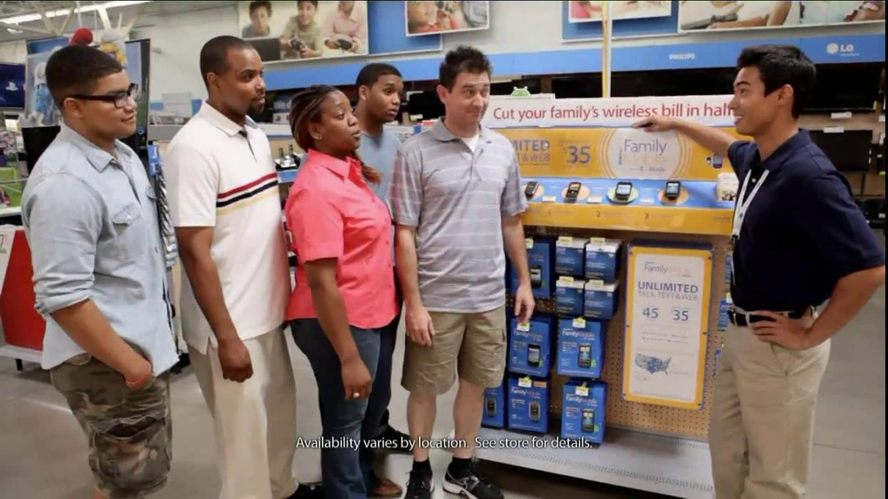 Walmart TV Spot Featuring The Smith Family - Screenshot 6