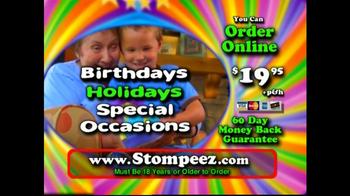 Stompeez TV Spot For Animal Slippers