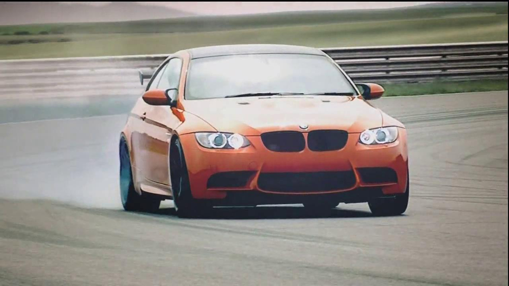 BMW M Tarmac Commercial Song by Dave Anderson