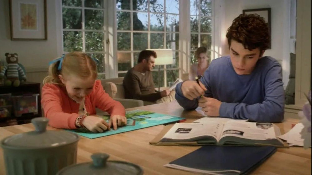National Association Of Realtors TV Spot, 'Home Is Where You Belong' - Screenshot 7