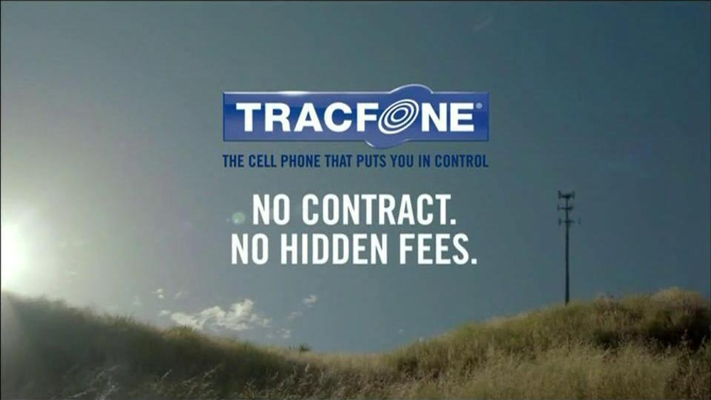 TracFone TV Spot For TracFone - Screenshot 9